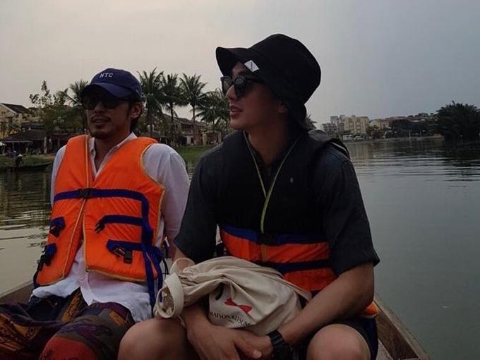 Chuyến du lịch bão táp của Yoo Seung Ho ở Đà Nẵng - 1