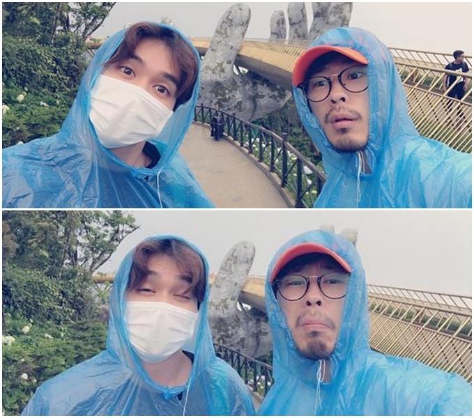 Chuyến du lịch bão táp của Yoo Seung Ho ở Đà Nẵng - 2