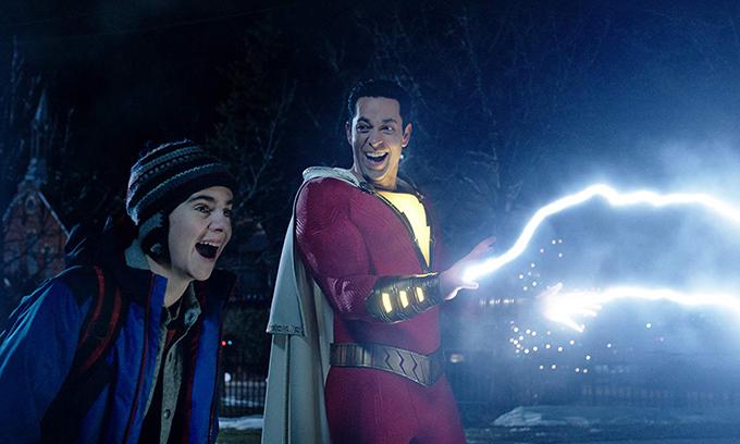 2 điểm cộng, 1 điểm trừ phim siêu anh hùng 'Shazam!'