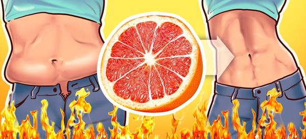 Bưởi Bưởi là thức quả hàng đầu trong thực đơn giảm cân. một nghiên cứu khác của Nhật Bản đã chứng minh rằng ngay cả mùi bưởi cũng kích hoạt các tế bào mỡ nâu đốt cháy calo đồng thời giảm cảm giác thèm ăn.
