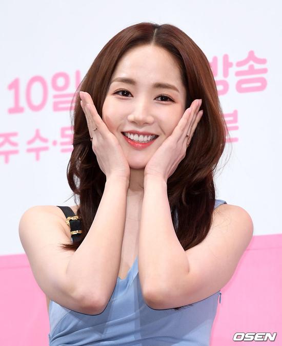 Park Min Young góc nào cũng xinh xắn.