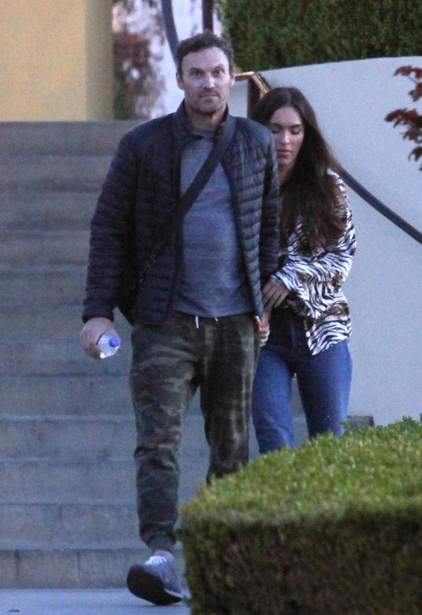 Đã rất lâu rồi các tay săn ảnh mới bắt gặp vợ chồng Megan Fox hẹn hò bên nhau. Lần cuối cùng paparazzi chụp ảnh Megan và Brian là vào tháng 1/2018.