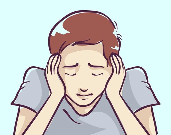 Đau đầu, khó tập trung Nếu bạn thấy đau đầu, khó tập trung dù ngủ đủ giấc, đôi lúc lại thấy chóng mặt, cảm giác như say tàu xe thì rất có thể là do độc tố