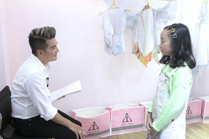 Đàm Vĩnh Hưng tuyển chọn mẫu nhí cho show thời trang - 5