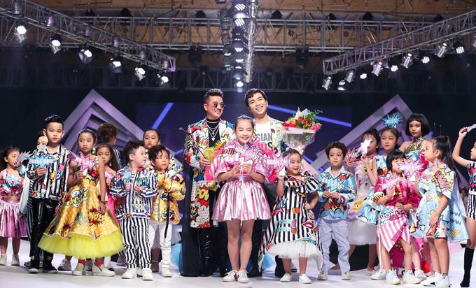Năm 2018, Đàm Vĩnh Hưng từng đảm nhiệm vị trí vedette cho bộ sưu tập của Ivan Trần giới thiệu tại chương trình Asian Kids Fashion Week tổ chức tại TP HCM.
