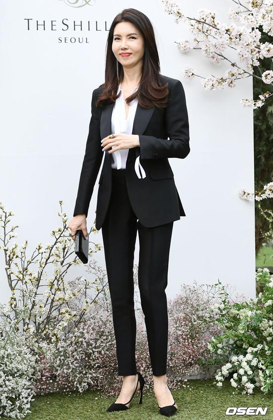 Diễn viên Baek Ji Yeon.
