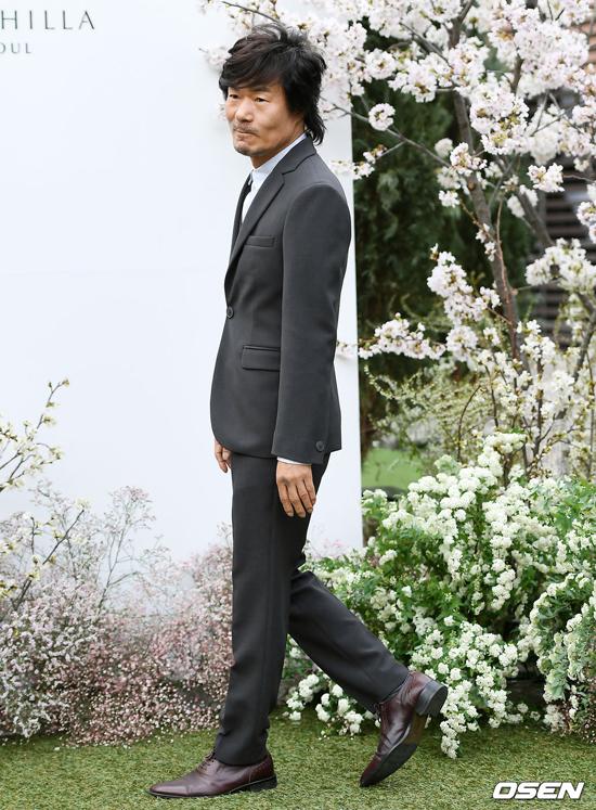 Tài tử Oh Kwang Rok.