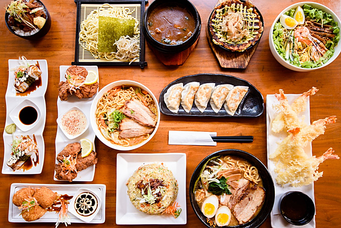 Chế độ ăn của người Nhật được đánh giá là ngon - bổ với sức khỏe con người.
