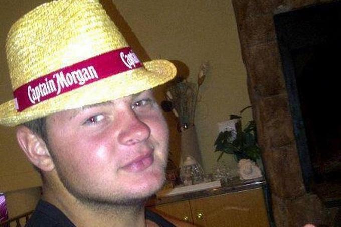 Ruan van Staden tử vong tại hiện trường do bị thương quá nặng. Ảnh: Facebook.