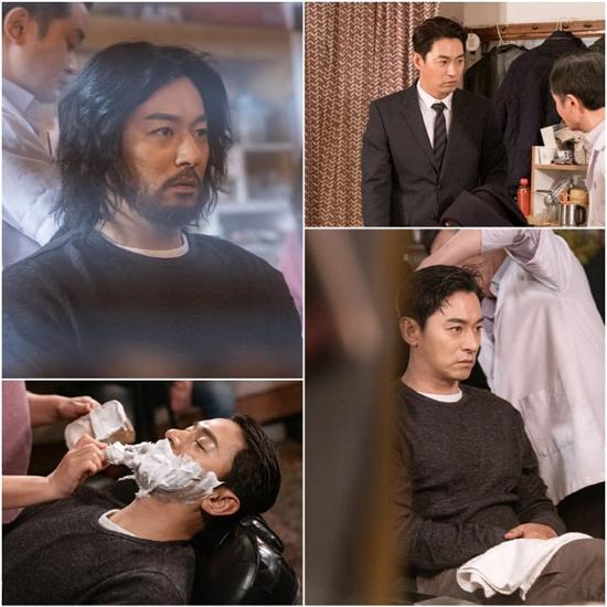 Tạo hình của Joo Jin Mo trong phim mới.