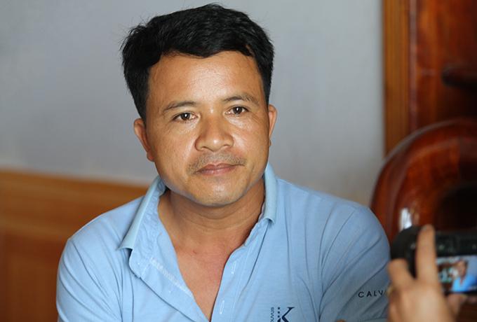 Ông Nguyễn Văn Thuận. Ảnh: Hùng Lê
