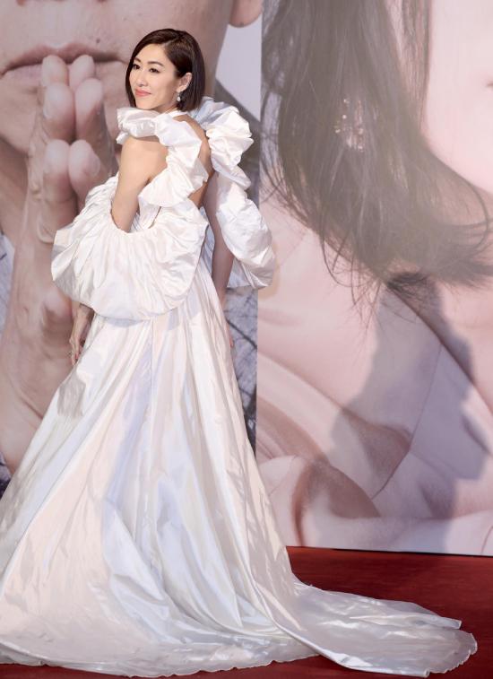 Song Hye Kyo nhan sắc lép vế giữa dàn sao Trung Quốc sexy - 17