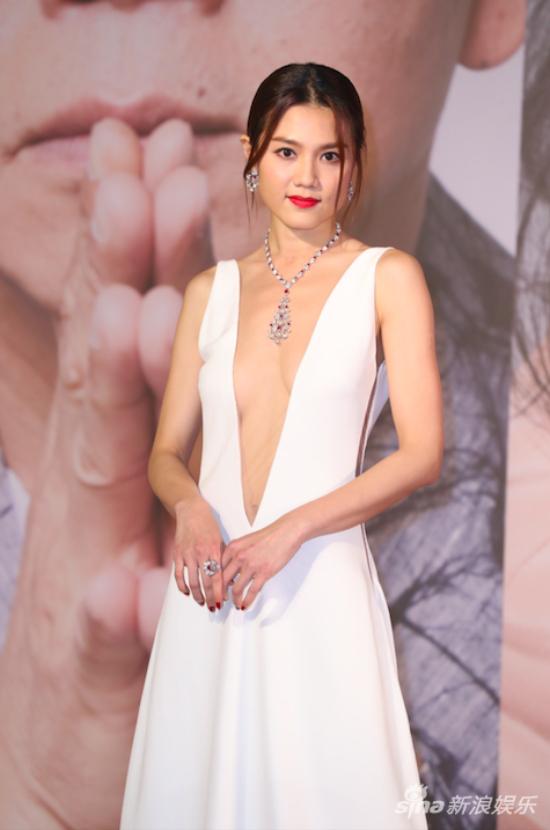 Song Hye Kyo nhan sắc lép vế giữa dàn sao Trung Quốc sexy - 13