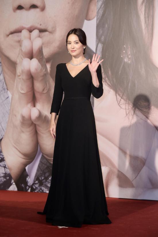 Song Hye Kyo nhan sắc lép vế giữa dàn sao Trung Quốc sexy