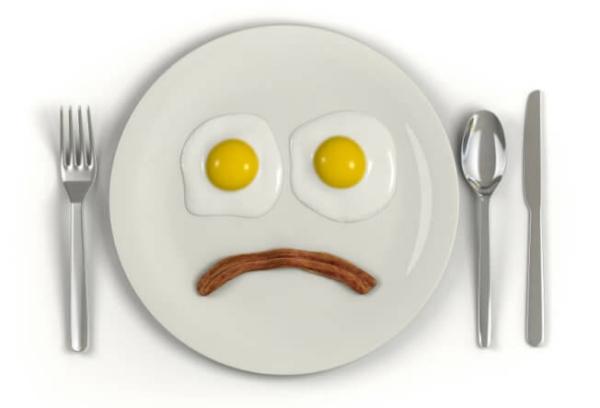 Bỏ bữa sáng Không ăn sáng là một thói quen không tốt cho sức khoẻ và thể trạng. Bữa sáng là bữa ăn quan trọng nhất trong ngày, giúp cung cấp năng lượng sau một đêm dài, nhờ đó, cơ thể sẽ không bị đói và thèm ăn trong suốt cả ngày.