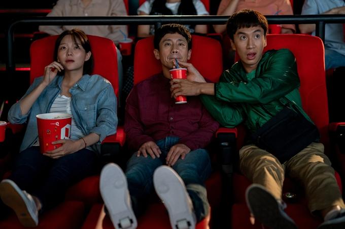 Lee Kwang Soo tới Việt Nam giới thiệu phim mới