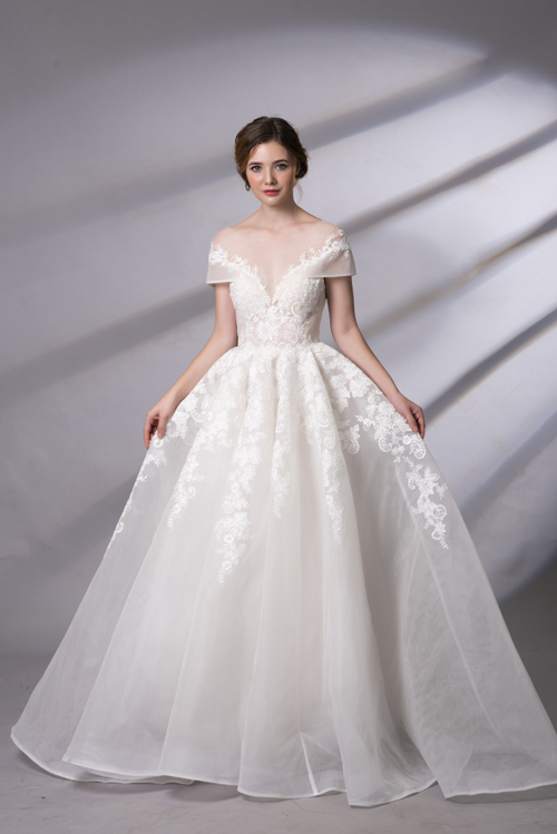 Váy hot hit cho nàng dâu mùa hạ