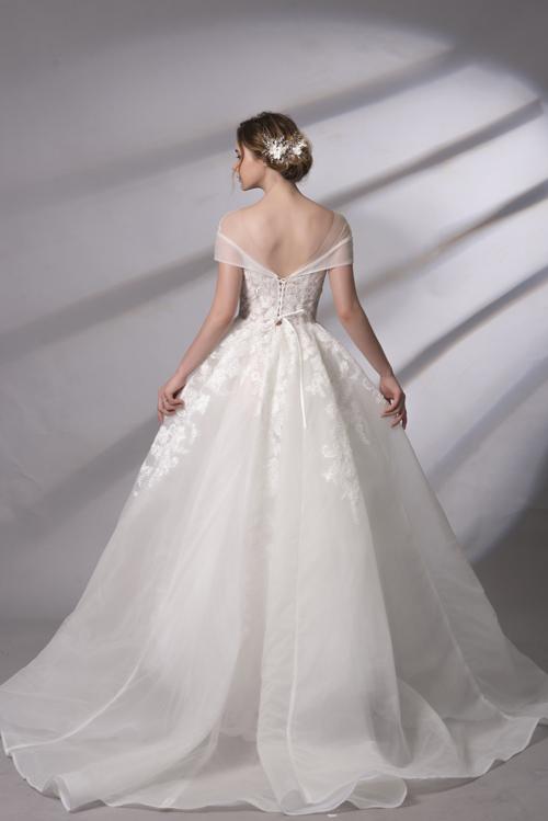 Váy hot hit cho nàng dâu mùa hạ - 1