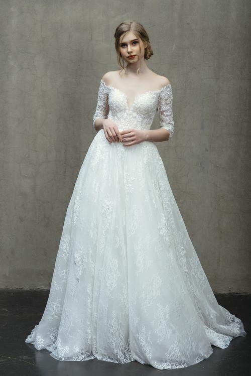 Váy hot hit cho nàng dâu mùa hạ - 2