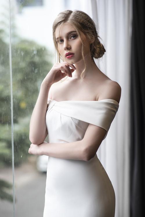 Váy hot hit cho nàng dâu mùa hạ - 4