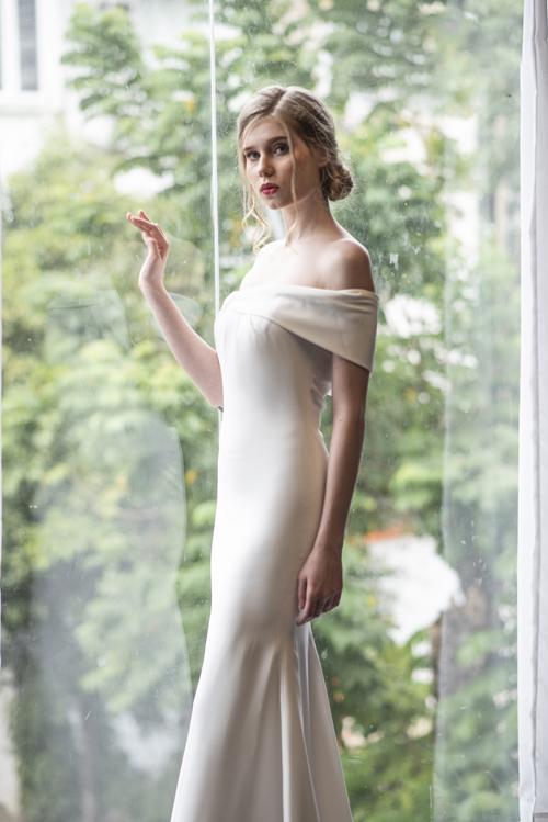 Váy hot hit cho nàng dâu mùa hạ - 5
