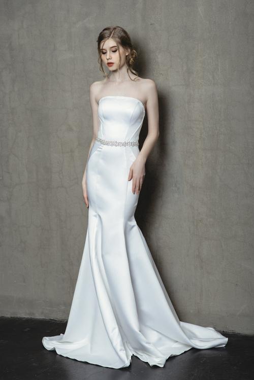 Váy hot hit cho nàng dâu mùa hạ - 8