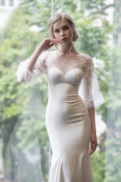 Váy hot hit cho nàng dâu mùa hạ - 11