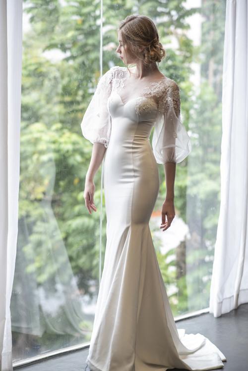 Váy hot hit cho nàng dâu mùa hạ - 10