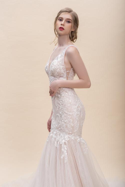 Váy hot hit cho nàng dâu mùa hạ - 12