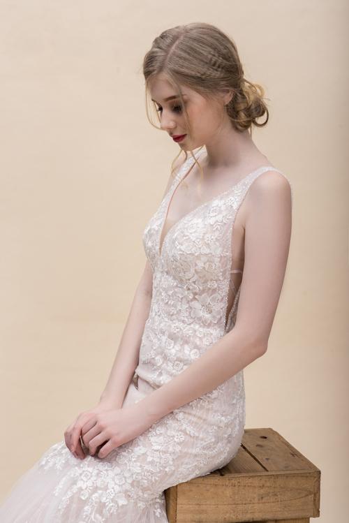 Váy hot hit cho nàng dâu mùa hạ - 13