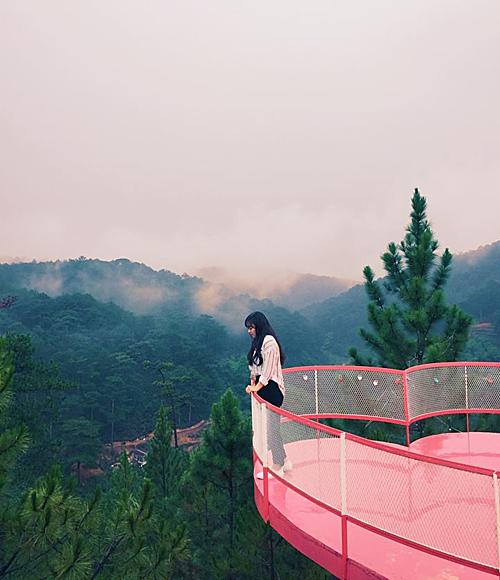 Truy tìm cây cầu trái tim ở Đà Lạt - 8