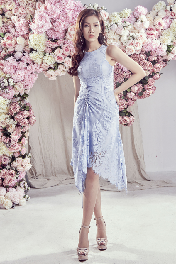 Đỗ Nhật Hà gợi ý chọn váy ren cho mùa hè - 3