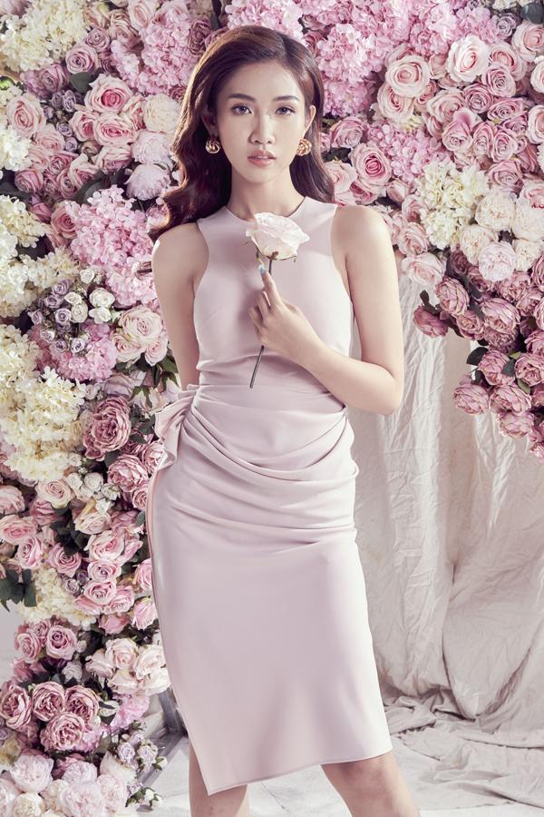 Đỗ Nhật Hà gợi ý chọn váy ren cho mùa hè - 4