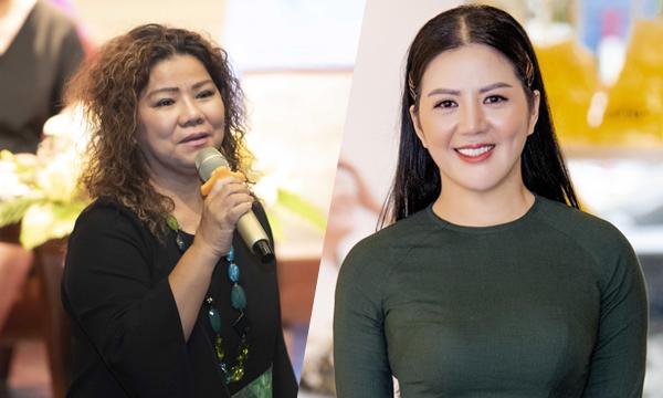 NSND Thanh Hoa khen con nuôi Đinh Hiền Anh hát ngày càng tiến bộ
