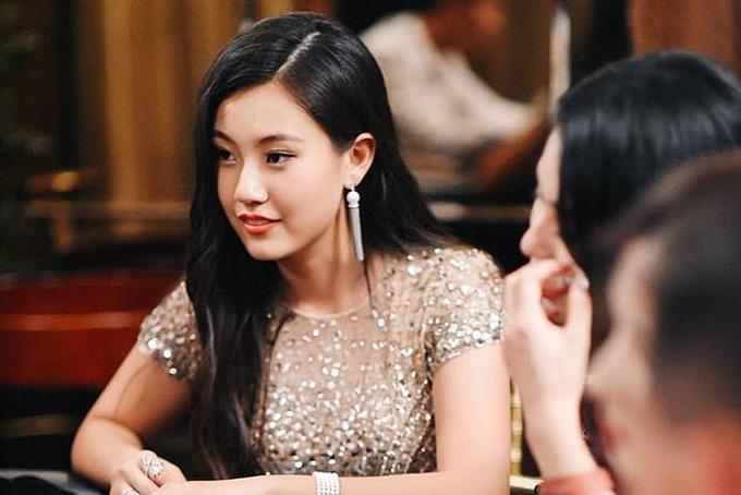 Yusi Zhao, con gái tỷ phú Tao Zhao trong đường dây chạy trường. Ảnh: Daily mail.