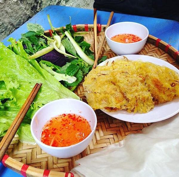 Địa chỉ cuối tuần: quán bánh xèo cho ngày mát trời ở Hà Nội - 4