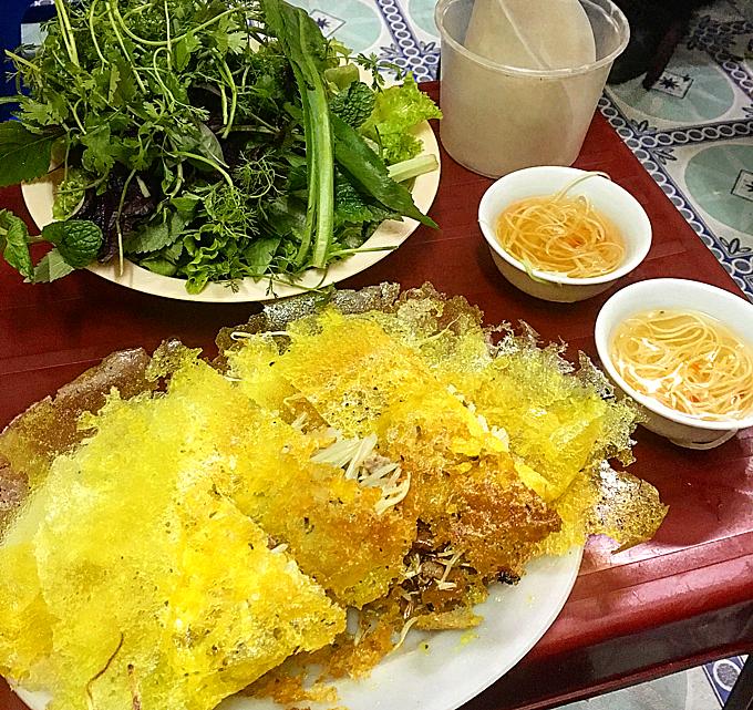 Địa chỉ cuối tuần: quán bánh xèo cho ngày mát trời ở Hà Nội - 5