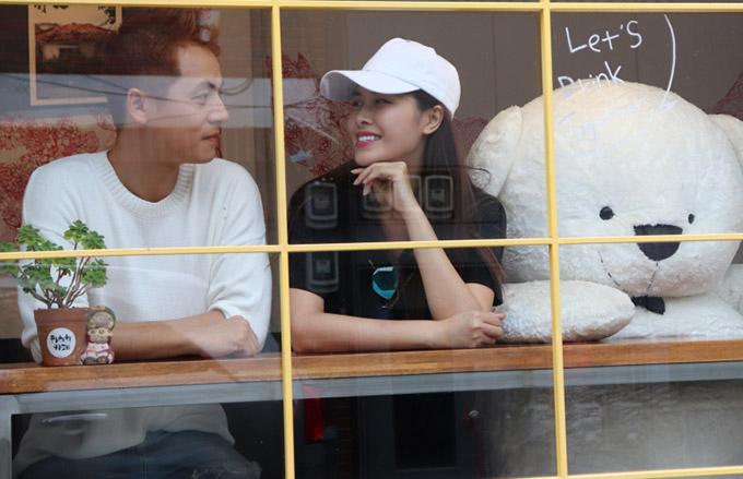 Vợ Đăng Khôi động viên chồng diễn tình tứ với người đẹp Hàn Quốc - 6