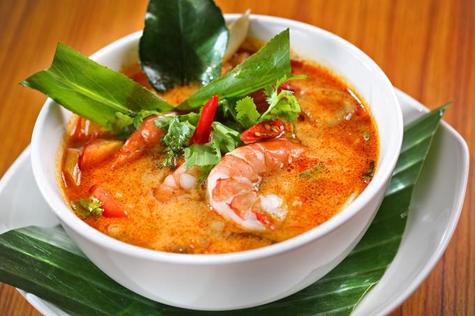 Vì sao đồ ăn Thái Lan thường có vị cay