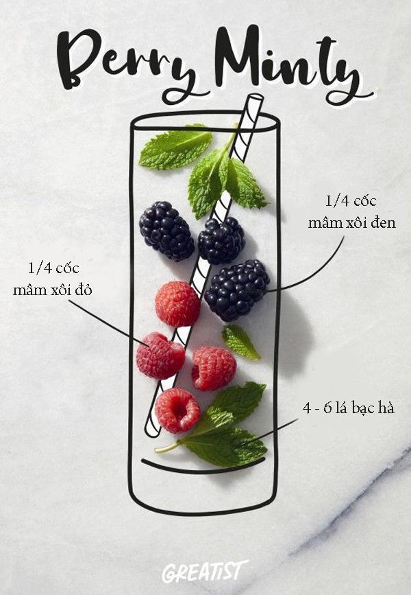 Quả mâm xôi chứa nhiều chất chống oxy hóa và chất xơ giúpkiềm chế sự thèm ăn, bổ trợ cho quá trình giảm cân.