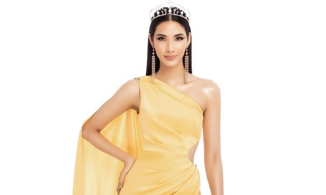 Hoàng Thùy dự thi Miss Universe 2019