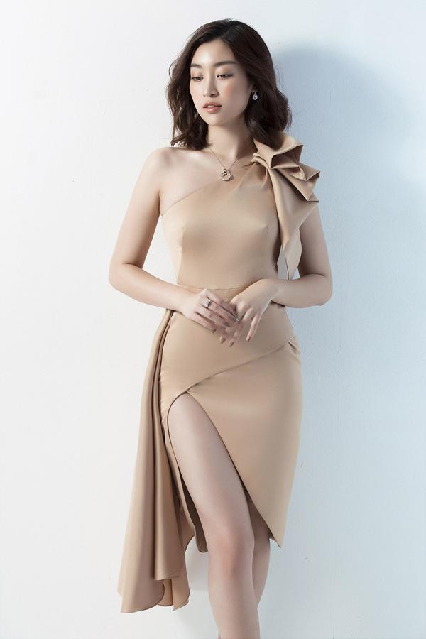 Đỗ Mỹ Linh gợi ý mặc đẹp cùng mốt váy cut-out - 8