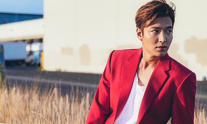 Lee Min Ho trở lại màn ảnh sau xuất ngũ