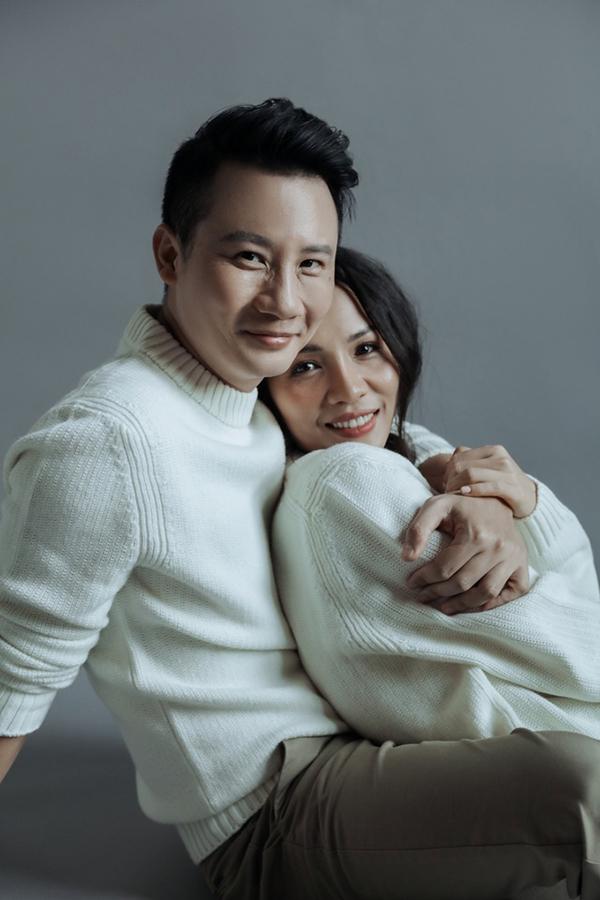 Vợ chồng Hoàng Bách - Thanh Thảo.