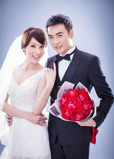 Lâm Thiên Ngọc và Tiêu Ân Tuấn chia tay sau vài năm chung sống.