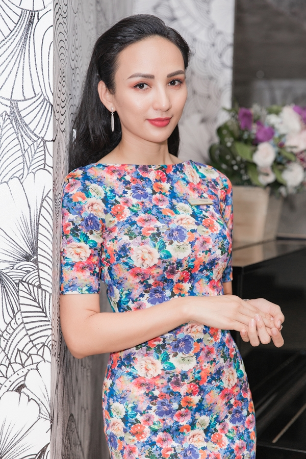 Ngọc Diễm hiện đảm nhận Chủ tịch thường trực Liên đoàn các nhà lãnh đạo và doanh nhân trẻ thế giới tại Việt Nam (JCI Việt Nam