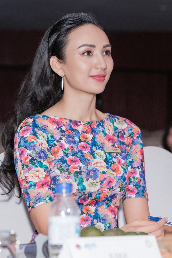 Ở tuổi 32, Ngọc Diễm có cuộc sống hạnh phúc bên con gái Chikko và bạn trai. Cô mong muốn sinh thêm con nhưng chưa vội tiến đến hôn nhân.