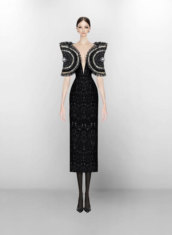 NTK Nguyễn Công Trí cho biết anh được các Stylist của nhiều nghệ sĩ Hollywood tìm đến liên hệ đặt Trang phục nhiều hơn và trong đó có stylist của Gabrielle Union.