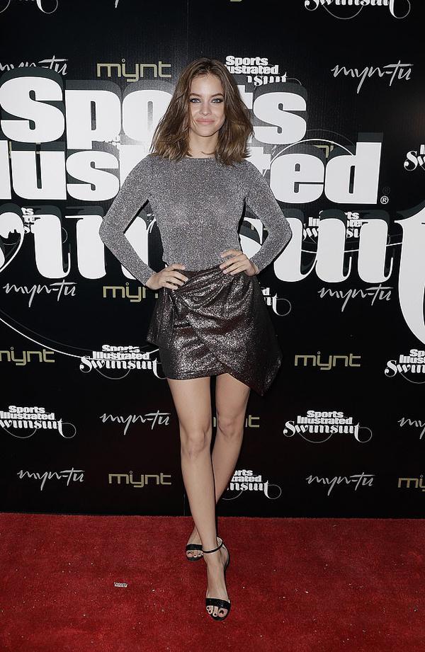 Barbara Palvin - gương mặt nổi tiếng trên tạp chí SI và vừa trở thành thiên thần nội y mới của Victorias Secret.