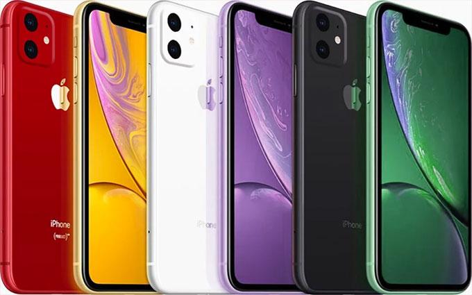 Hai màu mới của iPhone XR 2019 rò rỉ qua mảnh vỡ - 1